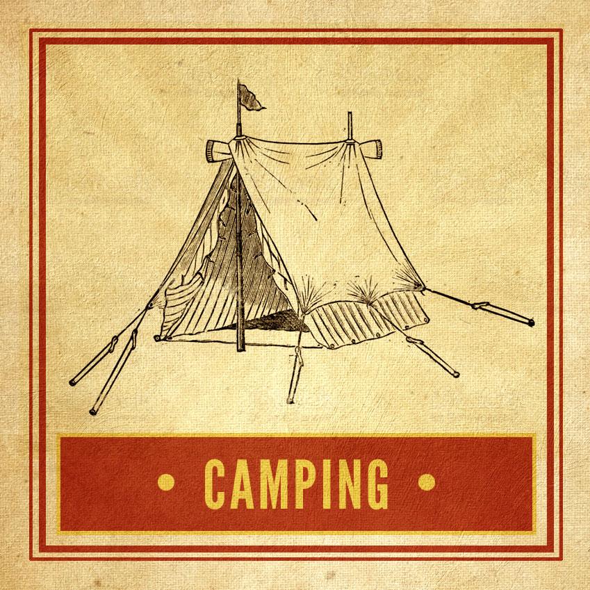 - CAMPING -