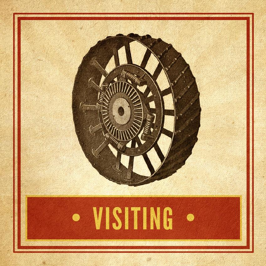 - VISITING -